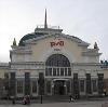 Железнодорожные вокзалы в Суровикино