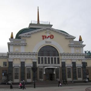 Железнодорожные вокзалы Суровикино